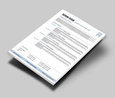 Create An Amazing Resume, Cover and Reference letter that will impress.  Are you planning to apply for your dream job but you don't know where to start with your resume/CV?  Or do you feel that your resume lacks the professional design and structure that will make you stand out from other candidates?  Use this template as a starting point to change your career. Its easy to edit and looks awesome when printed. We only charge you £4 as we know its hard enough finding a job - if we can help...
