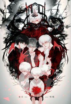 tokyo ghoul, anime, and kaneki image Manga Anime, Me Anime, Dark Anime, Anime Meme, Manga Art, Anime Guys, Anime Art, Tokyo Ghoul Manga, Tokyo Ghoul Fan Art