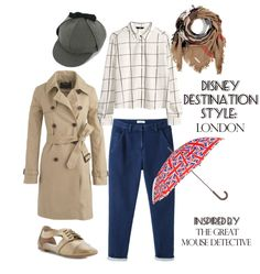 In the next edition of our Disney Destination Style series, off to jolly old London town.