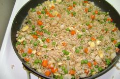 I'm going to try this soon!  Benihana Japanese Fried Rice  The link has no attached recipe.  Try this: https://www.youtube.com/watch?v=is-sScBzUUU