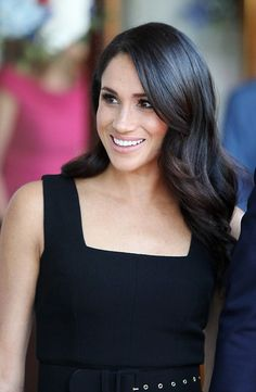 The Duchess still looked radiant after a long day involving multiple engagements and outfi...
