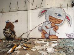 Urban Interventions: I Create Street Art That Interacts With Its Surroundings | Bored Panda