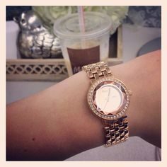 Love rose gold watches