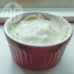 Mousse de limão com 3 ingredientes @ allrecipes.com.br Allrecipes, Pudding, Desserts, Food, Lemon Mousse, Delicious Desserts, Sweets, Recipes, 3 Ingredients