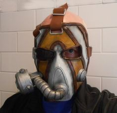 Borderlands Krieg Psycho Bandit Mask Custom made wearable mask