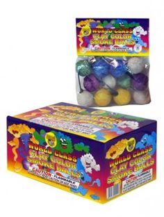 Color Smoke Balls Assorted Colors 72pc Display Box World ...