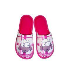 Pantufa Festa do Pijama Ovelhinha Pink > Conforto Store