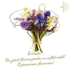 felicitare 8 martie cu zambile - felicitari virtuale de 8 martie - https://www.floridelux.ro/flori-pentru-ocazii/flori-cadouri-sarbatori/flori-8-martie/