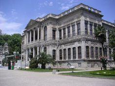 Palais de Dolmabahce, Istanbul (Turquie)