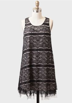 Midnight Soiree Lace Dress at #Ruche @Ruche
