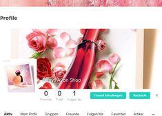 Für Sie ist eine neue Social-Media - Werbung Gratis Shops, Beauty, Psychics, Tents, Retail, Beauty Illustration, Retail Stores