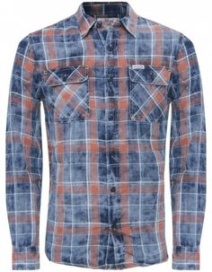 Plaid Workwear Shirt from True Religion