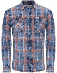 Plaid Workwear Shirt from True Religion