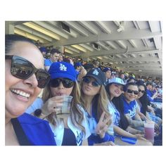 THINK BLUE: Dodgers Opening Day with the Fam  #DodgersStadium #Dodgers #Baseball #GirlsDay #SportsFans #OpeningDay by charleen_26