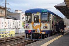 Japan small railway Shigaraki Kogen Railway  #信楽高原鉄道 #ローカル鉄道