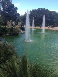 wanderlatch:  Parc de la Ciutadella, Barcelona.