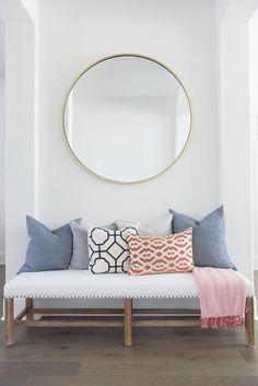 Kingwood Project — Daley Home + Design Living Room Designs, Living Room Decor, Home Remodeling Diy, Indian Home Decor, Entryway Decor, Entryway Bench, Home Decor Accessories, Cheap Home Decor, Decor Interior Design