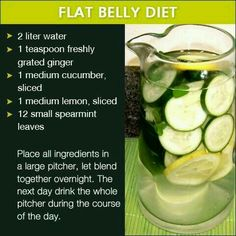 Detox drinks recipes, The best guide to better health and weight loss. Everyday detox drinks have become very popular - Healthy Detox, Healthy Drinks, Healthy Tips, Healthy Weight, Healthy Water, Healthy Food, Vegan Detox, Raw Food, Flat Belly Diet