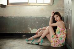 [Jin Ju][New Model] 2014.2.17 - Debut Collection - Imgur
