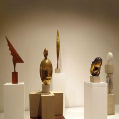 Constantin Brancusi, Bird in Space, Mlle Pogany #brancusi #constantinbrancusi #birdinspace #mllepogany #bronze #sculpture #modernart