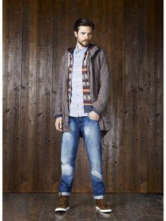 AW12 Lookbook from Burton Menswear London