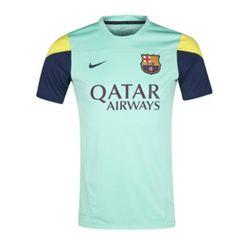 2013-14 Barcelona Nike Training Jersey