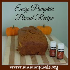 Easy Pumpkin Bread R