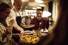 Nørrebro fået et af byens bedste italienske spisehuse med både pizza og stor menu.