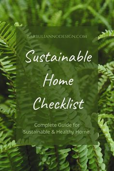 In this article, I will break it down step by step on how to create a sustainable home, where you'll end up with practical budget friendly solutions you can implement straight away.  #ecofriendlyhome #sustainableliving #ecofriendlyhomedecor #sustainablelivingforbeginners #sustainablehome #sustainablehomeideas