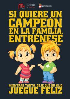 Diseño Campaña publicidad Champs, Advertising, Poster, Sports