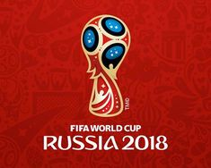 FIFA world cup russia 2018 logo by brandia central