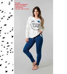 pijamas dama otoño-invierno wolmeli 2015 super precio oferta