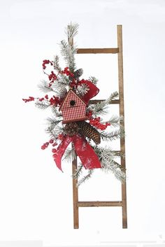 Jeffrey Alans Christmas Floral Designs 2013 Collection Handmade Wreaths, Swags, and Arrangements