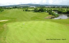 Allen Park Golf Centre Hole-9