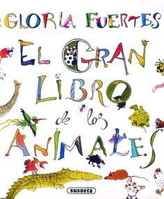 Si quieres disfrutar de los animales de otra forma, lee este libro. Gloria Fuertes, a través de su poesía, nos acerca a una nueva manera de conocerlos y quererlos. ¡A qué esperas! Empieza a leerlo.