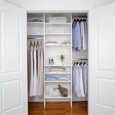 Small Bedroom Closet Design Entrancing Small Bedroom Closet Design  Closet Ideas  Pinterest  Small 2018