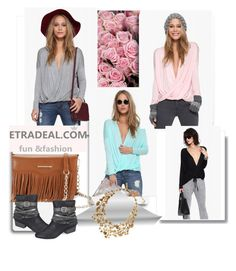 """""""ETRADEAL  4"""" by car69 ❤ liked on Polyvore featuring Rebecca Minkoff, maurices and Oscar de la Renta"""