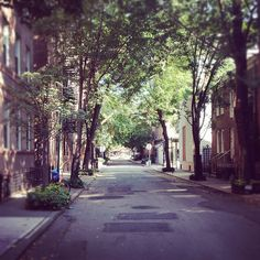 New York   If you go there be sure to do the Greenwich Village Food Tour. So much fun and delicious.