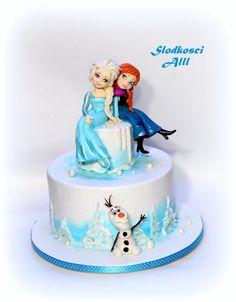 Frozen Cake by Alll