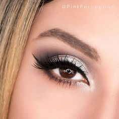Coloured Eye Makeup Ideas for Brown Eyes 20