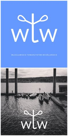 Małe natchnienie i nasza propozycja na logo Włocławskiego Towarzystwa Wioślarskiego • Rowing Society in Wloclawek Logo, Movies, Movie Posters, Art, Films, Art Background, Logos, Logo Type, Film Poster