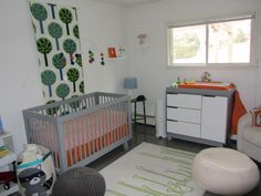 Babyletto Hudson Crib and Changer from The Home Tome