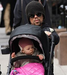 Game Of Thrones star Peter Dinklage...Love him...Good Father!!!...