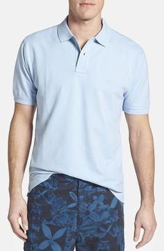 Men's Rodd & Gunn 'Devonport' Stretch Cotton Pique Polo
