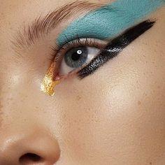 Tantalum Issue 14 Makeup: Vera Shevi Photographer: Marina Morozova, Artem Serdechny Model: Ksenia Darienkova