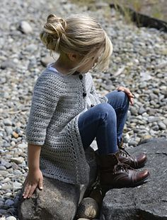 Cairbre Cardigan by Heidi May-$5.50 - i love just about everything velvet acorn!