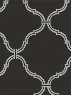 Modern Damask Sidewall - 28346948 from Ink book