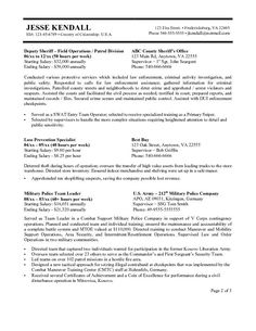 Good Great Job Resume Examples A Resume Is A SelfAdvertisement