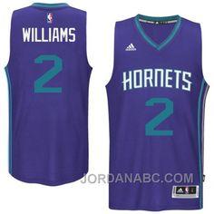 Charlotte Hornets Marvin Williams Association White Swingman Jersey