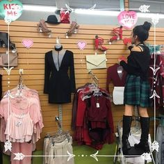 V-day is tomorrow  Last minute plans? Need an outfit? Assistant manager Yolo at our Harwood Heights location will style you to slay the night away!! Check out our v-day section! http://ift.tt/2l1SYuN - http://ift.tt/1HQJd81